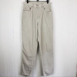 Vintage 90's Corduroy High Rise Mom Jeans